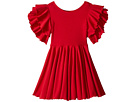 fiveloaves twofish Amelia Stretch Fit Flare Dress (Toddler/Little Kids)