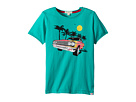 Appaman Kids Appaman Kids Vintage Lowrider Car with Palm Trees Graphic Short Sleeve Tee (Toddler/Little Kids/Big Kids)