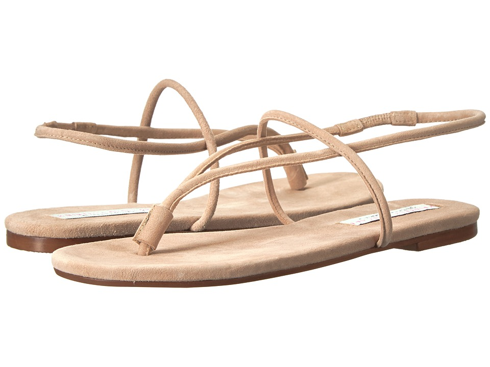 Kristin Cavallari Knock Out (Tigers Eye Kid Suede) Sandals