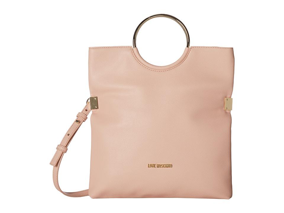 LOVE Moschino - Shoulder Bag (Pink) Handbags