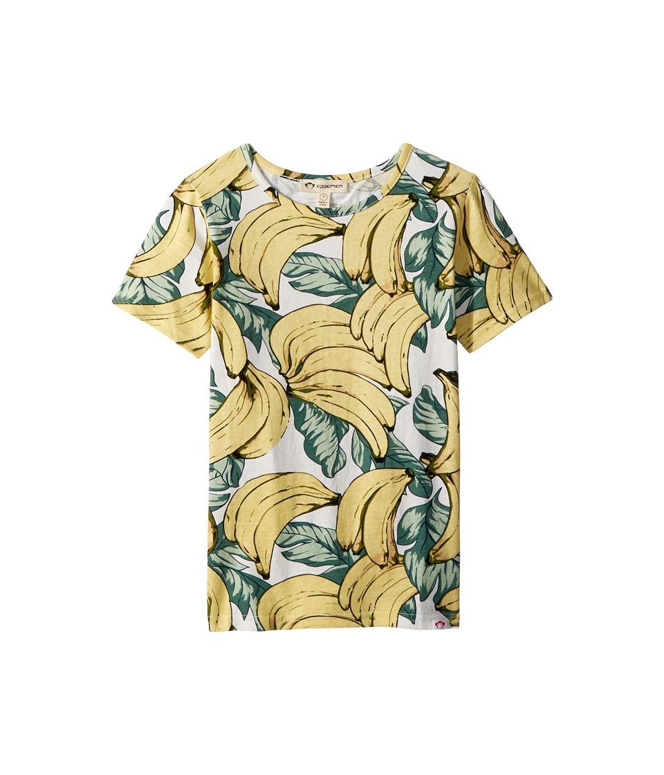 Appaman Kids - Banana Printed Tee (Toddler/Little Kids/Big Kids) (Bananas) Boys T Shirt