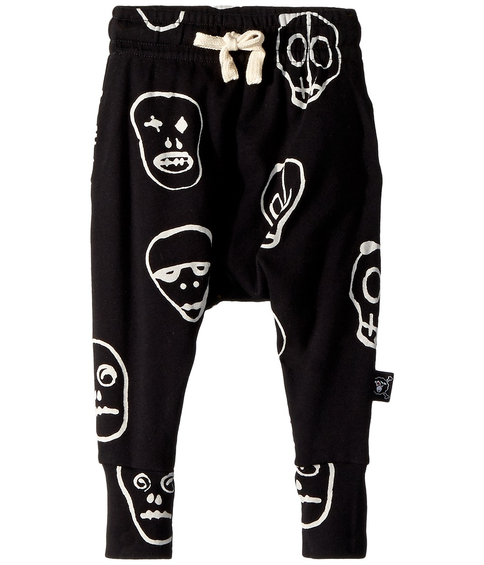 Nununu - Skull Mask Baggy Pants (Infant/Toddler/Little Ki...
