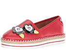 LOVE Moschino LOVE Moschino Faux Leather Espadrille
