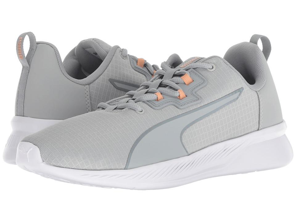 PUMA Tishatsu Runner (Quarry/Dusty Coral) Women's Running Shoes