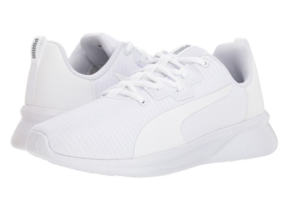 PUMA Tishatsu Runner (Puma White/Quarry) Women's Running Shoes