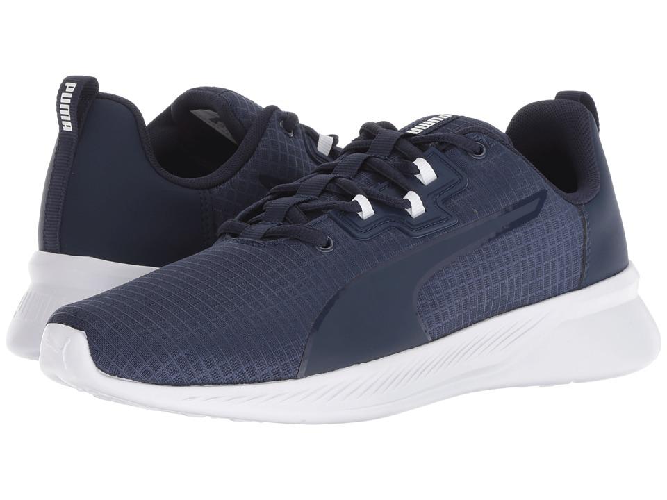 PUMA Tishatsu Runner (Peacoat/Puma White) Women's Running Shoes