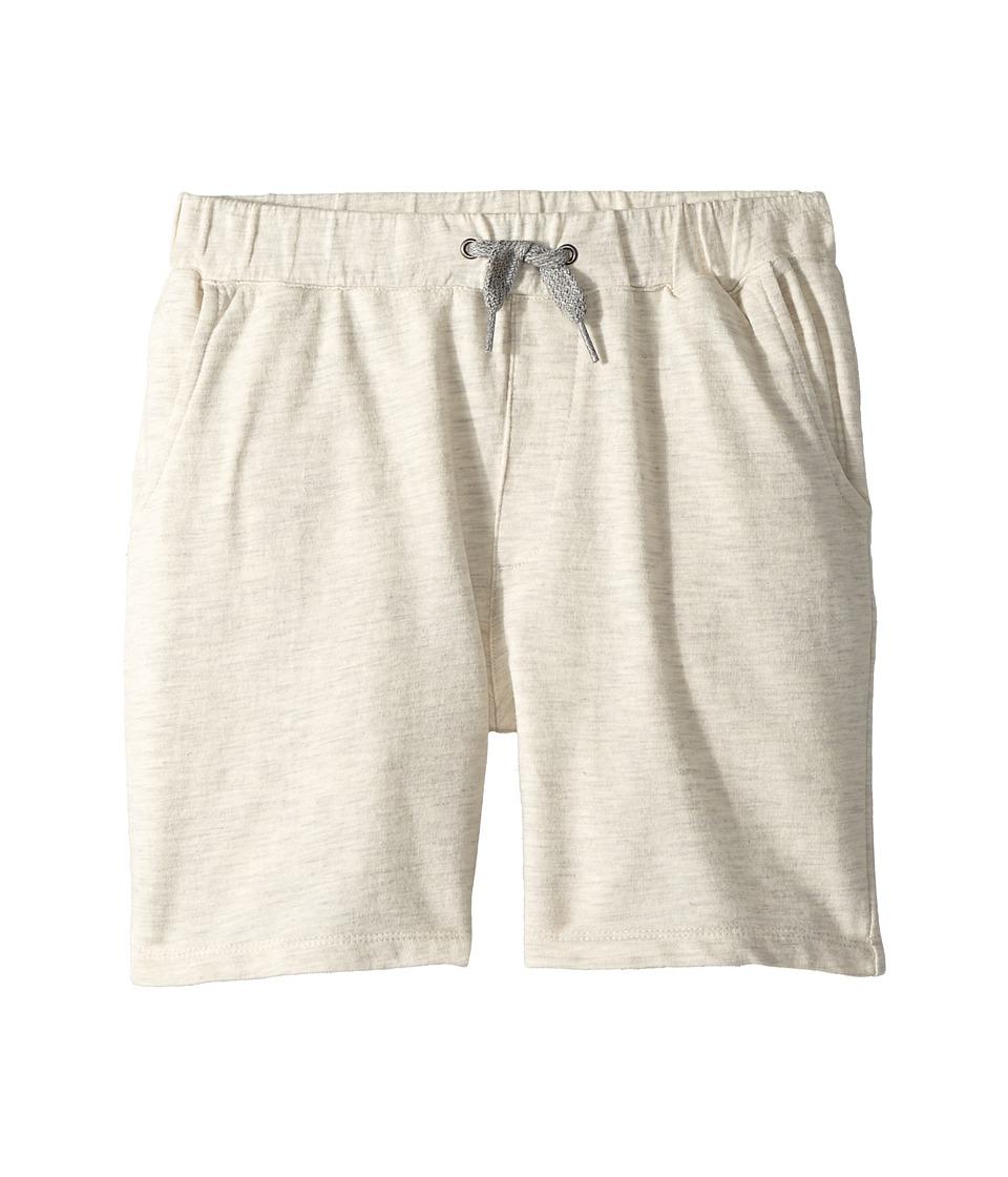 Appaman Kids - Ultra Soft Preston Shorts (Toddler/Little Kids/Big Kids) (Cloud Heather) Boys Shorts
