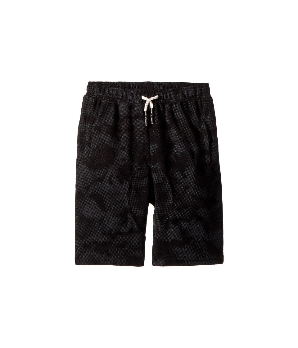 Appaman Kids - Extra Soft Zip Pocket Reef Shorts (Toddler/Little Kids/Big Kids) (Black) Boys Shorts