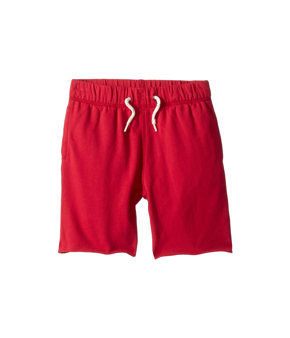 Appaman Kids - Extra Soft Camp Shorts (Toddler/Little Kids/Big Kids) (Barberry) Boys Shorts
