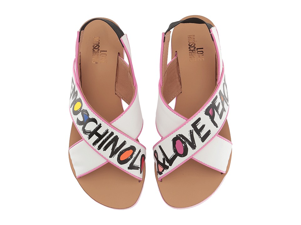 LOVE Moschino - Sandal (Pink) Womens Sandals