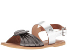 LOVE Moschino Leather Sandals w/ Tone on Tone Accessories