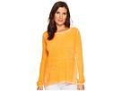 Elliott Lauren Thermal Stitch Stone Wash Sweater