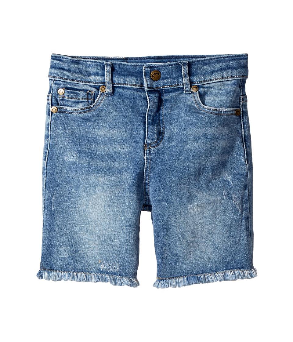 Appaman Kids - Cut Off Denim Shorts (Toddler/Little Kids/Big Kids) (Light Wash) Boys Shorts