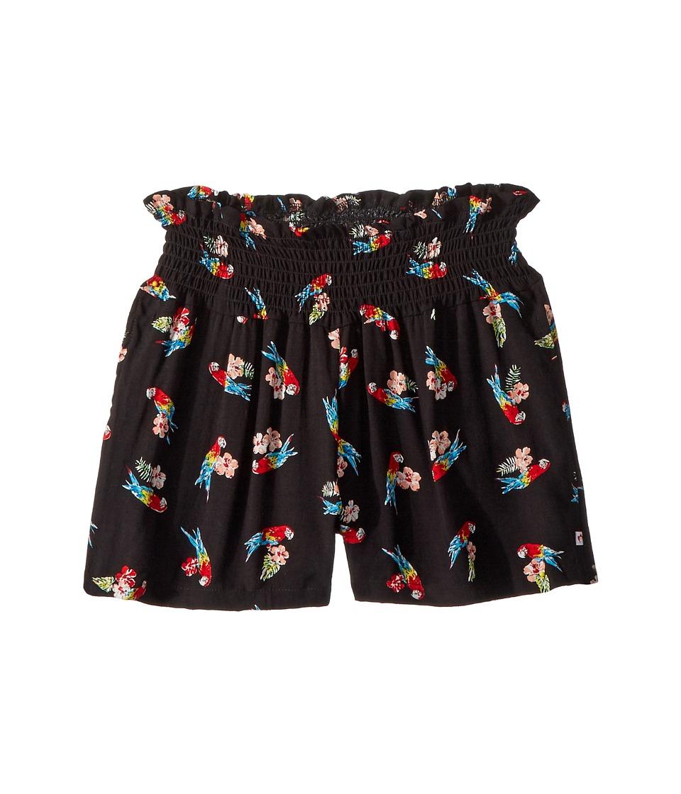 Appaman Kids - Malibu Shorts (Toddler/Little Kids/Big Kids) (Flower Parrot) Girls Shorts