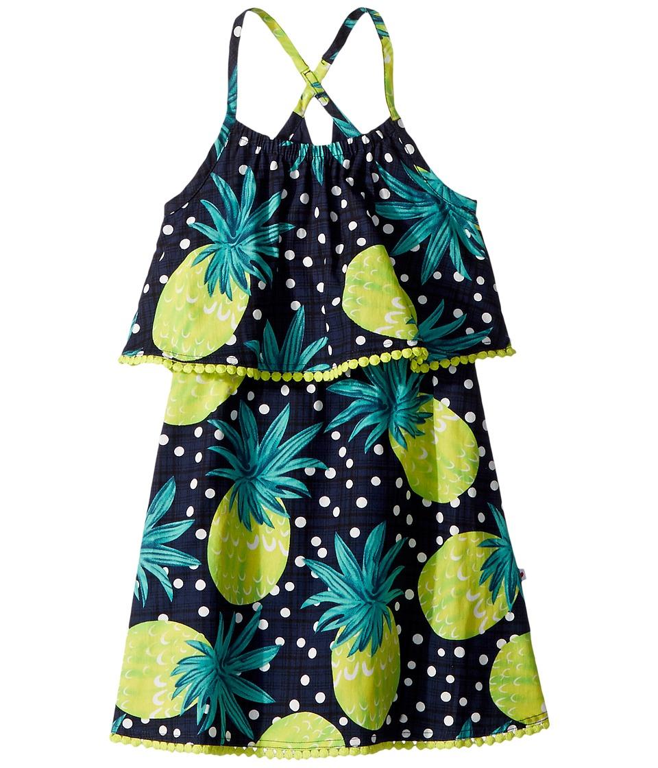 Appaman Kids - Pineapple Lee Dress (Toddler/Little Kids/Big Kids) (Pina) Girls Dress