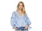 Free People Free People Drive You Mad Blouse