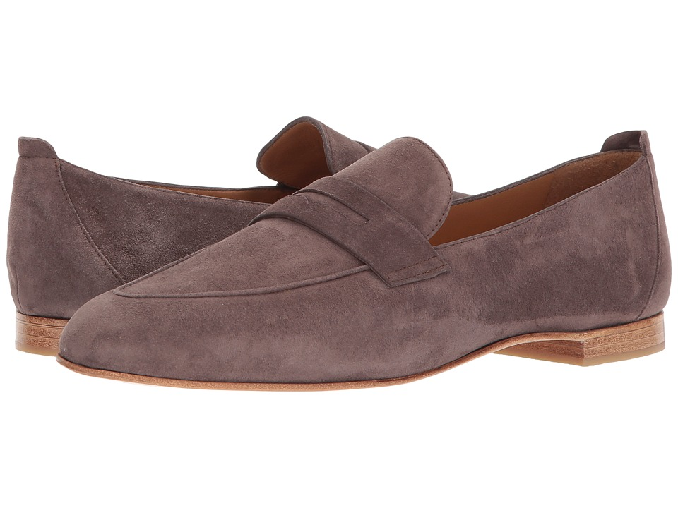 Lucchese Fausta (Light Grey) Flats