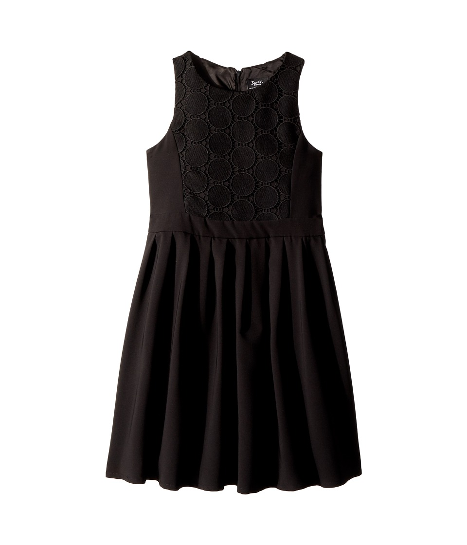Bardot Junior - Miami Dress (Big Kids) (Black) Girls Dress