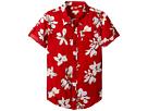Appaman Kids Appaman Kids All Over Tropical Flower Button Up Shirt (Toddler/Little Kids/Big Kids)