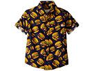 Appaman Kids Appaman Kids Hamburger Button Up Pattern Shirt (Toddler/Little Kids/Big Kids)