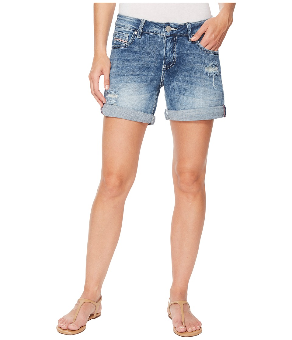 Jag Jeans - Alex Boyfriend Shorts in Mid Vintage (Mid Vintage) Womens Shorts