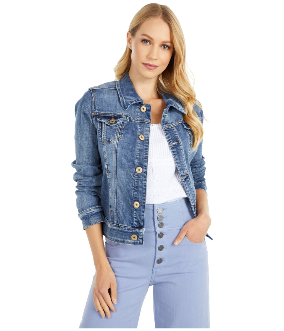 Jag Jeans - Rupert Denim Jacket (Mid Vintage) Womens Coat