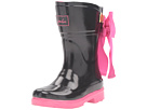 Joules Kids Bow Back Welly Rain Boot (Toddler/Little Kid/Big Kid)