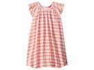 Joules Kids Jersey Frill Sleeved Dress (Toddler/Little Kids)