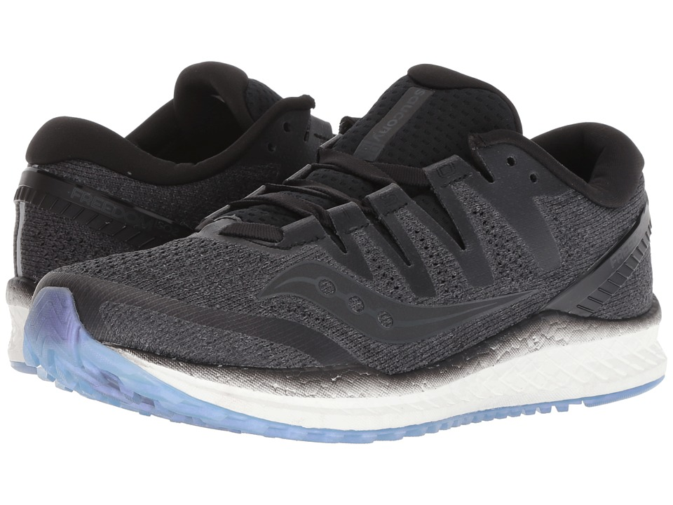 Saucony Freedom ISO2 (Black) Women's Running Shoes