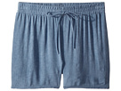 People's Project LA Kids Cadence Woven Shorts (Big Kids)