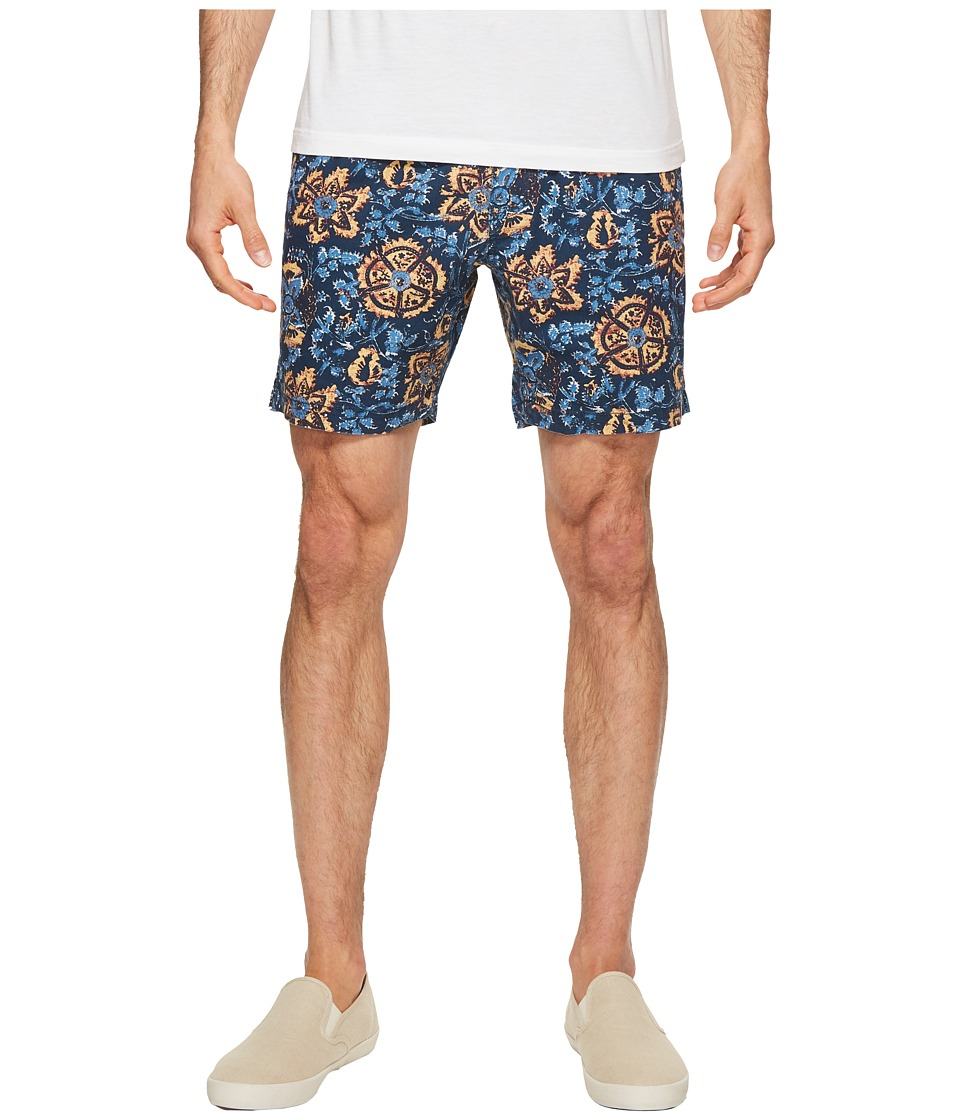 Dockers - Standard Pull-On Shorts (Bemis Dockers Navy) Mens Shorts