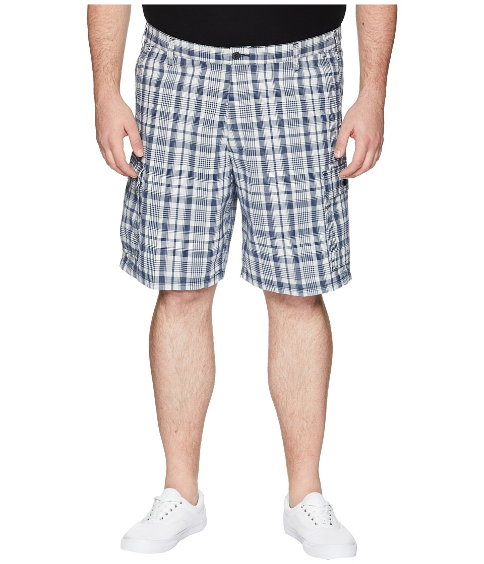 Dockers - Big Tall D3 Classic Fit Cargo Shorts (Pate Montecito Blue) Mens Shorts