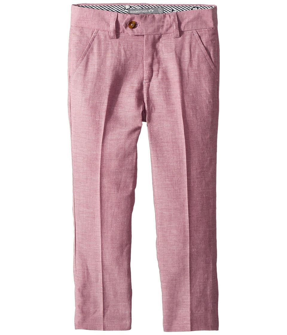 Appaman Kids - Suit Pants (Toddler/Little Kids/Big Kids) (Raspberry) Boys Casual Pants