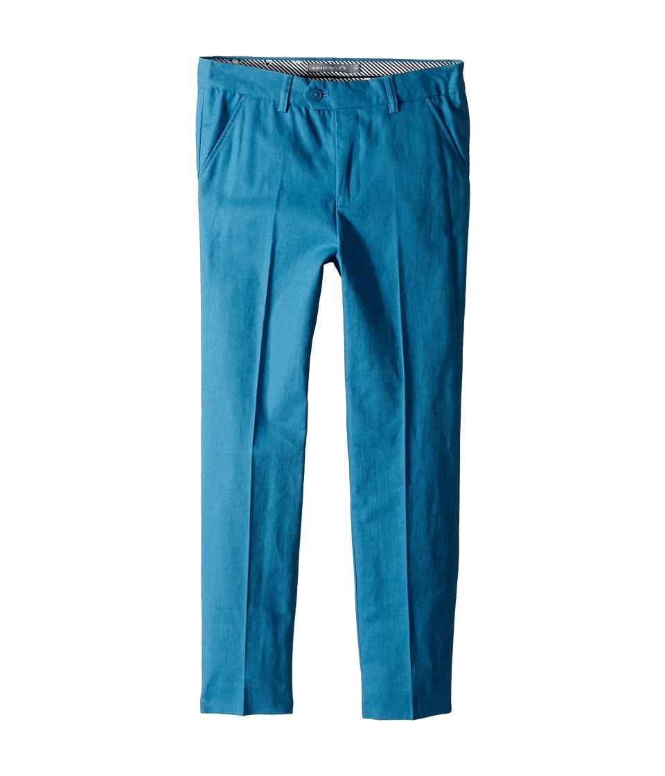 Appaman Kids - Suit Pants (Toddler/Little Kids/Big Kids) (Teal) Boys Casual Pants