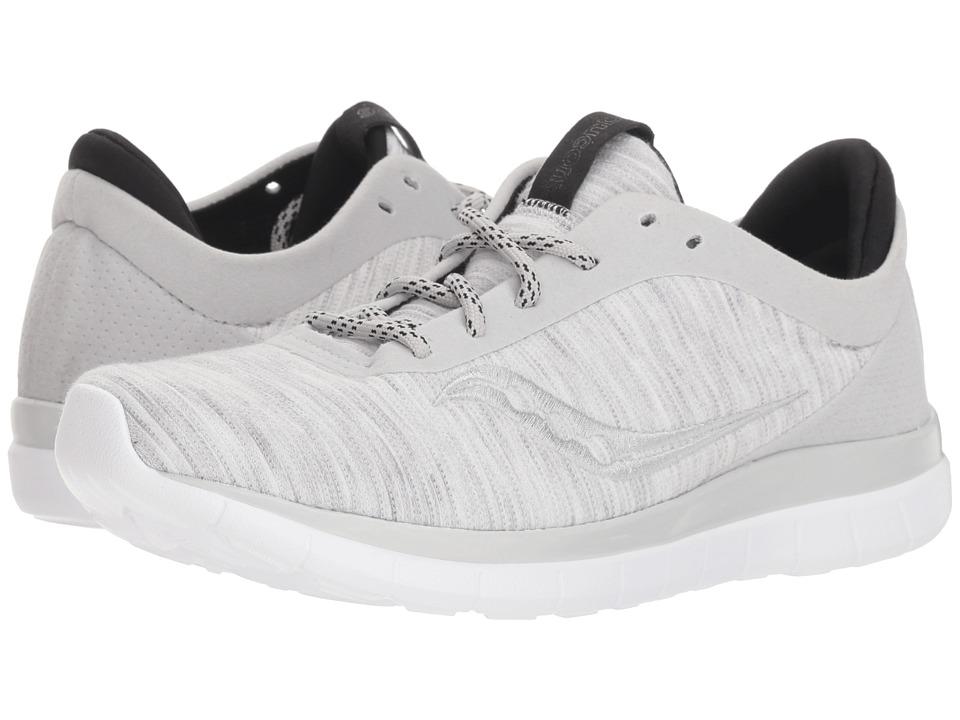 Saucony Liteform Escape (Light Grey) Women's Running Shoes