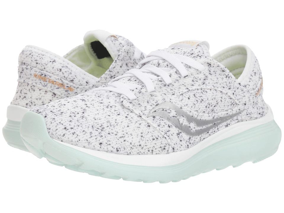 Saucony Kineta Relay (White) Women's Running Shoes