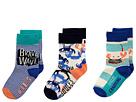 Joules Kids Brilliant Socks 3-Pack (Toddler/Little Kid)