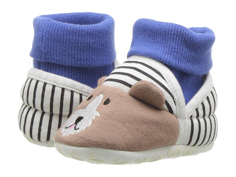 Joules Kids - Nipper Slipper (Infant) (Dog) Boys Shoes