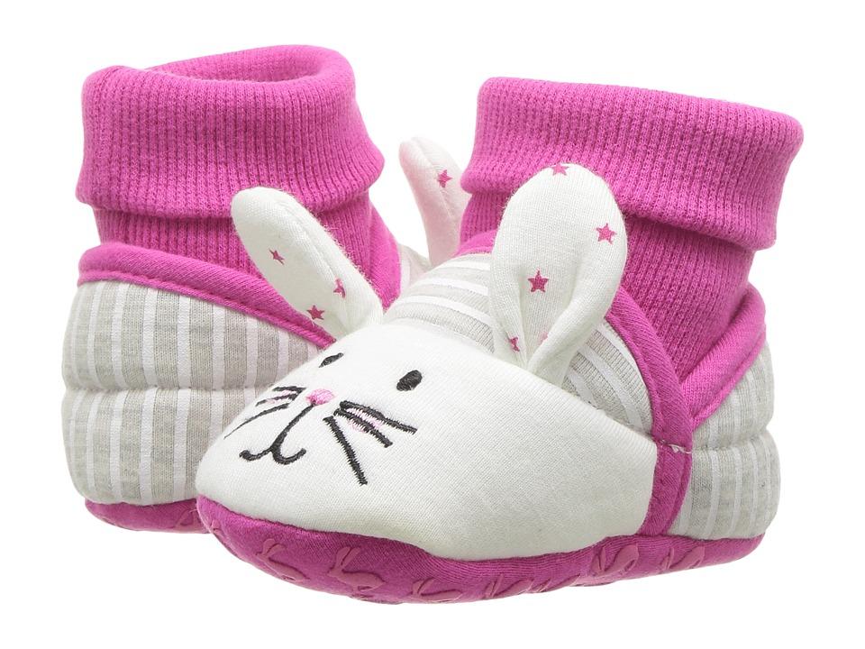 Joules Kids - Nipper Slipper (Infant) (Bunny) Girls Shoes