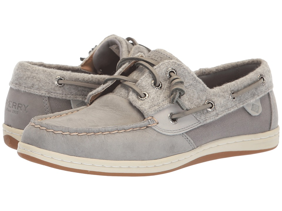 Sperry Songfish Wool (Grey)