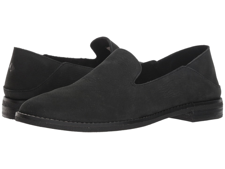 Sperry Seaport Levy (Black) Slip-On Shoes