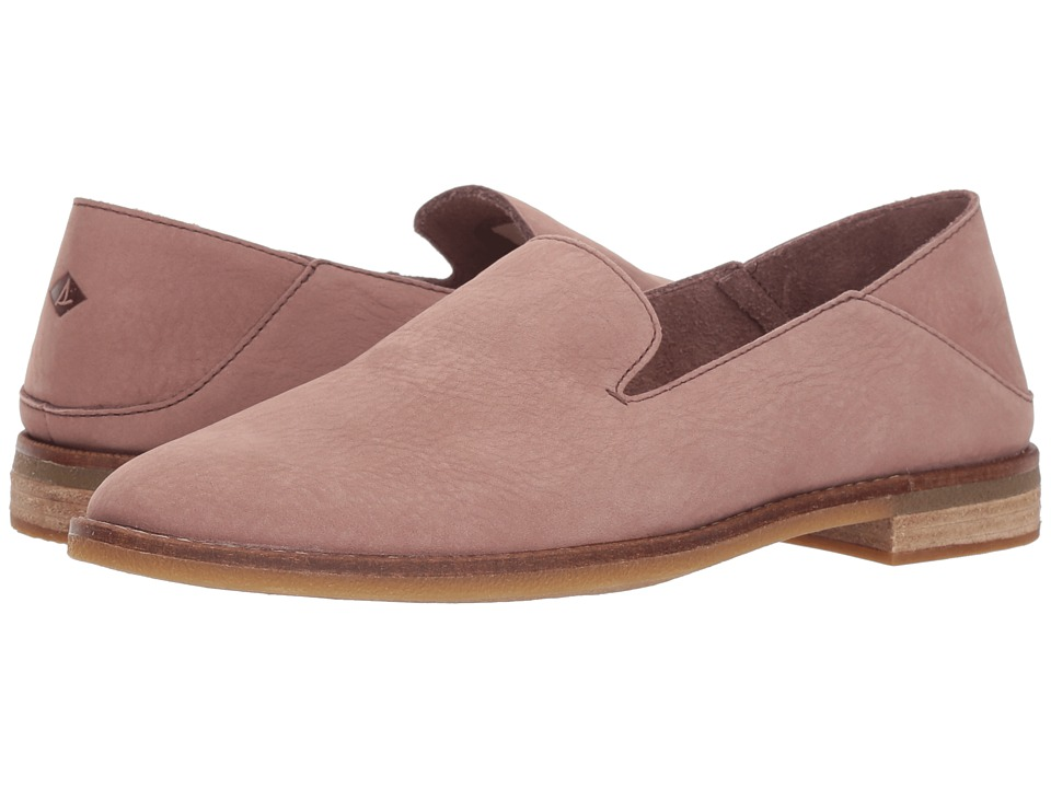 Sperry Seaport Levy (Mauve) Slip-On Shoes