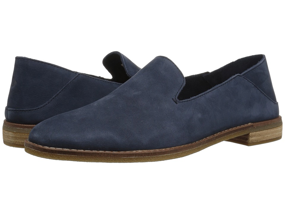 Sperry Seaport Levy (Navy) Slip-On Shoes