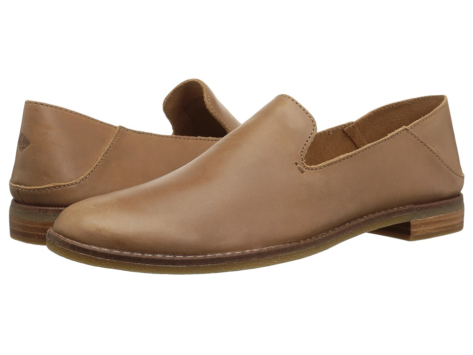 Sperry Seaport Levy (Tan) Slip-On Shoes