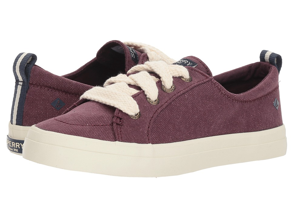 Sperry Crest Vibe Chubby Lace (Fig)