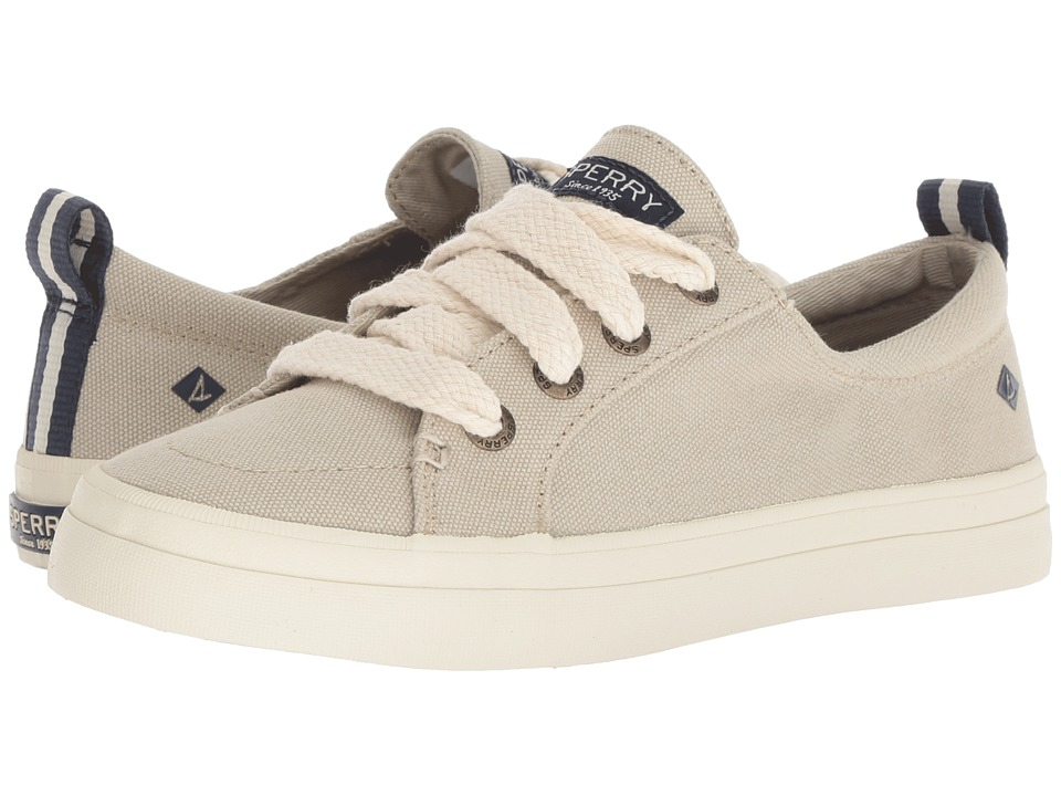 Sperry Crest Vibe Chubby Lace (Ivory)