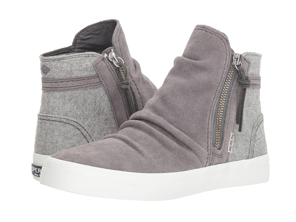 Sperry Crest Zone (Grey) Women's Shoes