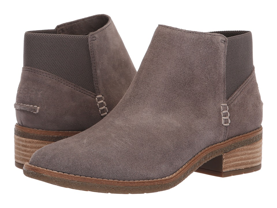 Sperry Maya Lani (Grey Suede) Women's  Boots