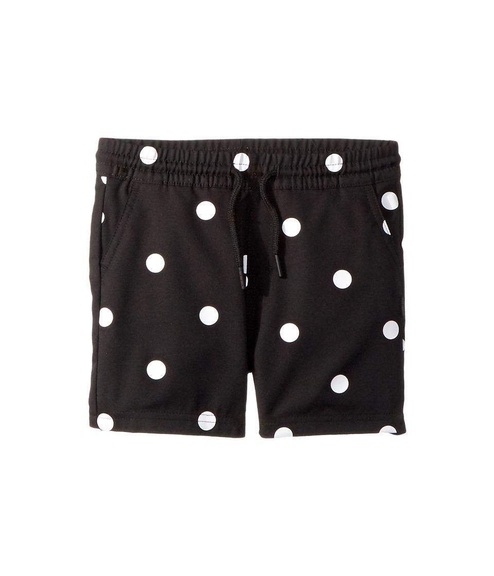 SUPERISM - Blade Polka Dot Shorts (Toddler/Little Kids/Big Kids) (Black) Boys Shorts