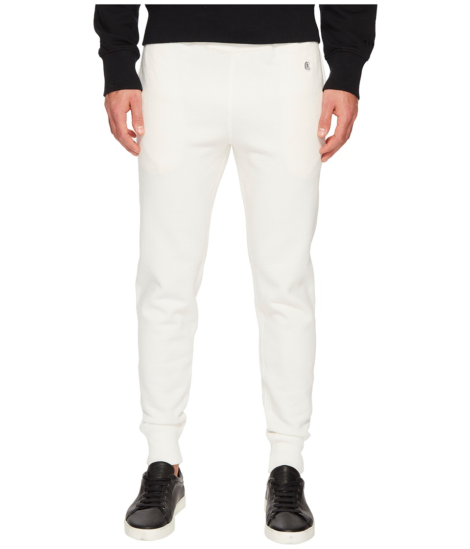 Todd Snyder + Champion - Slim Sweatpants (Vintage White) Mens Casual Pants